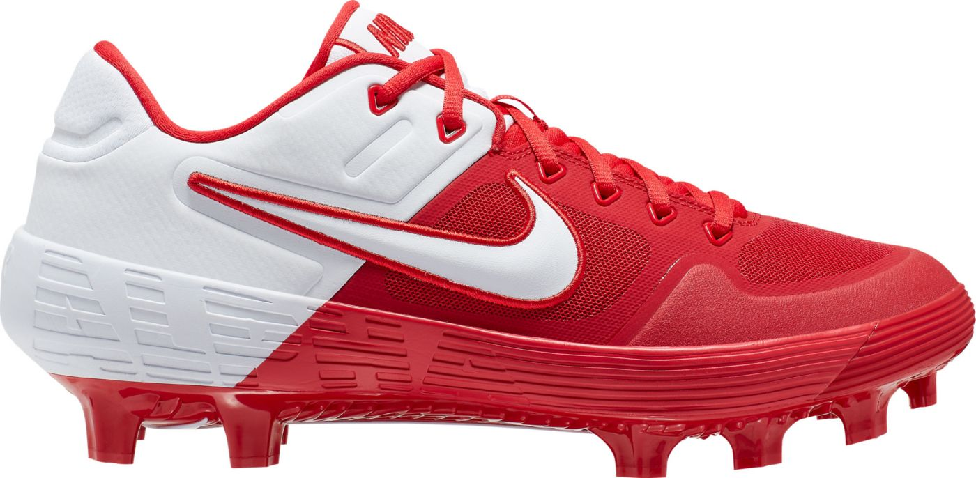 Nike Men's Alpha Huarache Elite 2 MCS Baseball Cleats