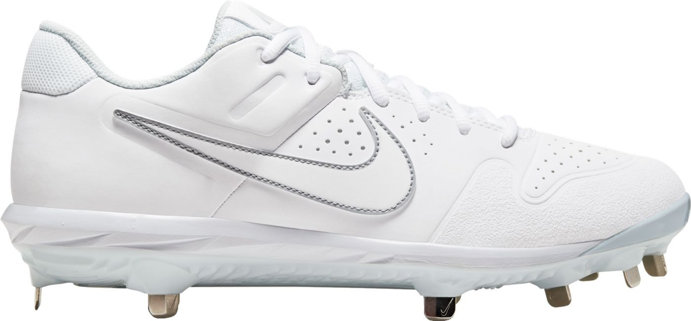Nike Men's Alpha Huarache Varsity Metal Baseball Cleats