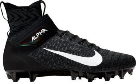 separation shoes 94770 f21e5 Nike Men s Alpha Menace Elite 2 Football Cleats