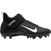 Nike Men's Alpha Menace Shark 2 Mid Football Cleats