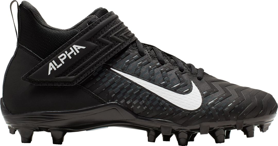 f752dda2b4d Nike Men s Alpha Menace Shark 2 Mid Football Cleats 1