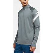 Nike Men's Dri-FIT Academy Pro Soccer ¼ Zip Long Sleeve Shirt