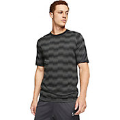 Nike Men's Dri-FIT Short Sleeve Soccer T-Shirt