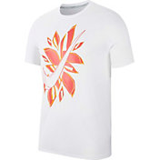 Nike Men's Fiesta Floral Graphic Running T-Shirt