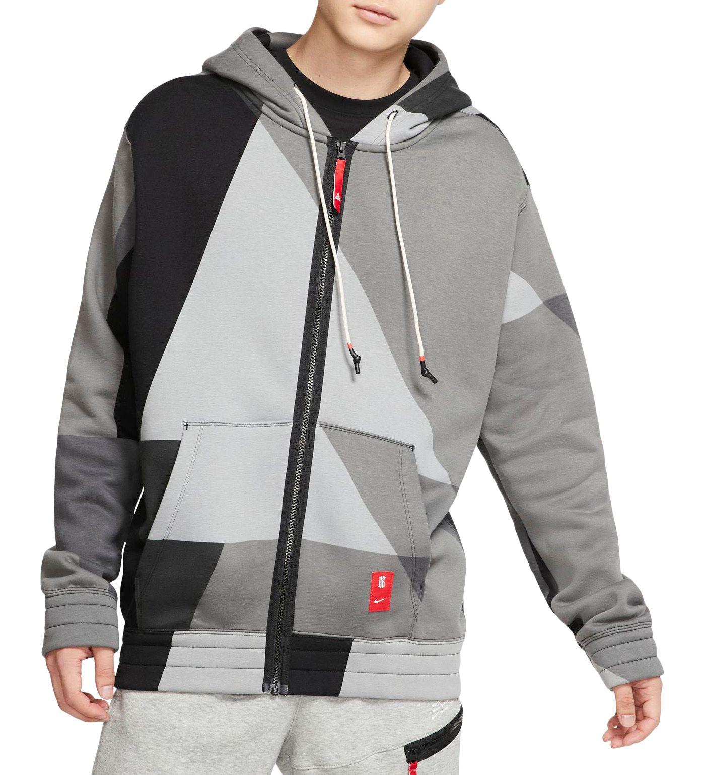 Nike Men's Kyrie Basketball Full Zip Hoodie