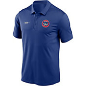 Nike Men's Chicago Cubs Blue Cooperstown Vintage Dri-FIT Franchise Polo