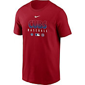 Nike Men's Chicago Cubs Red Dri-FIT Baseball T-Shirt