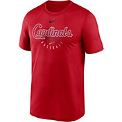 Nike Men's St. Louis Cardinals Red Outline Legend Dri-FIT T-Shirt