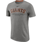 Nike Men's San Francisco Giants Marled T-Shirt