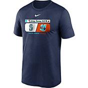 Nike Men's Seattle Mariners Navy Dri-FIT 2020 Spring Training T-Shirt