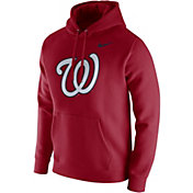 Nike Men's Washington Nationals Dri-FIT Pullover Hoodie