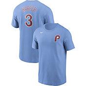 Nike Men's Philadelphia Phillies Bryce Harper #3 Blue T-Shirt