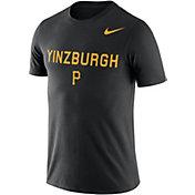 Nike Men's Pittsburgh Pirates Dri-FIT ''Yinzburgh'' T-Shirt
