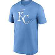 Nike Men's Kansas City Royals Blue Large Logo Legend Dri-FIT T-Shirt