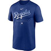 Nike Men's Kansas City Royals Blue Authentic Collection Legend Dri-FIT T-Shirt