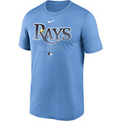 Nike Men's Tampa Bay Rays Blue Authentic Collection Legend Dri-FIT T-Shirt
