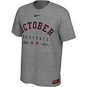 "Nike Men's Houston Astros 2019 MLB Postseason ""October Baseball"" T-Shirt"