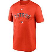 Nike Men's Houston Astros Orange Authentic Collection Legend Dri-FIT T-Shirt