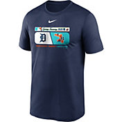 Nike Men's Detroit Tigers Navy Dri-FIT 2020 Spring Training T-Shirt