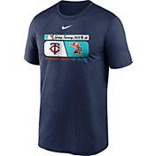 Nike Men's Minnesota Twins Navy Dri-FIT 2020 Spring Training T-Shirt