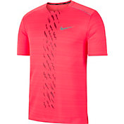 Nike Men's Dri-FIT Ventilated Running Short Sleeve T-Shirt