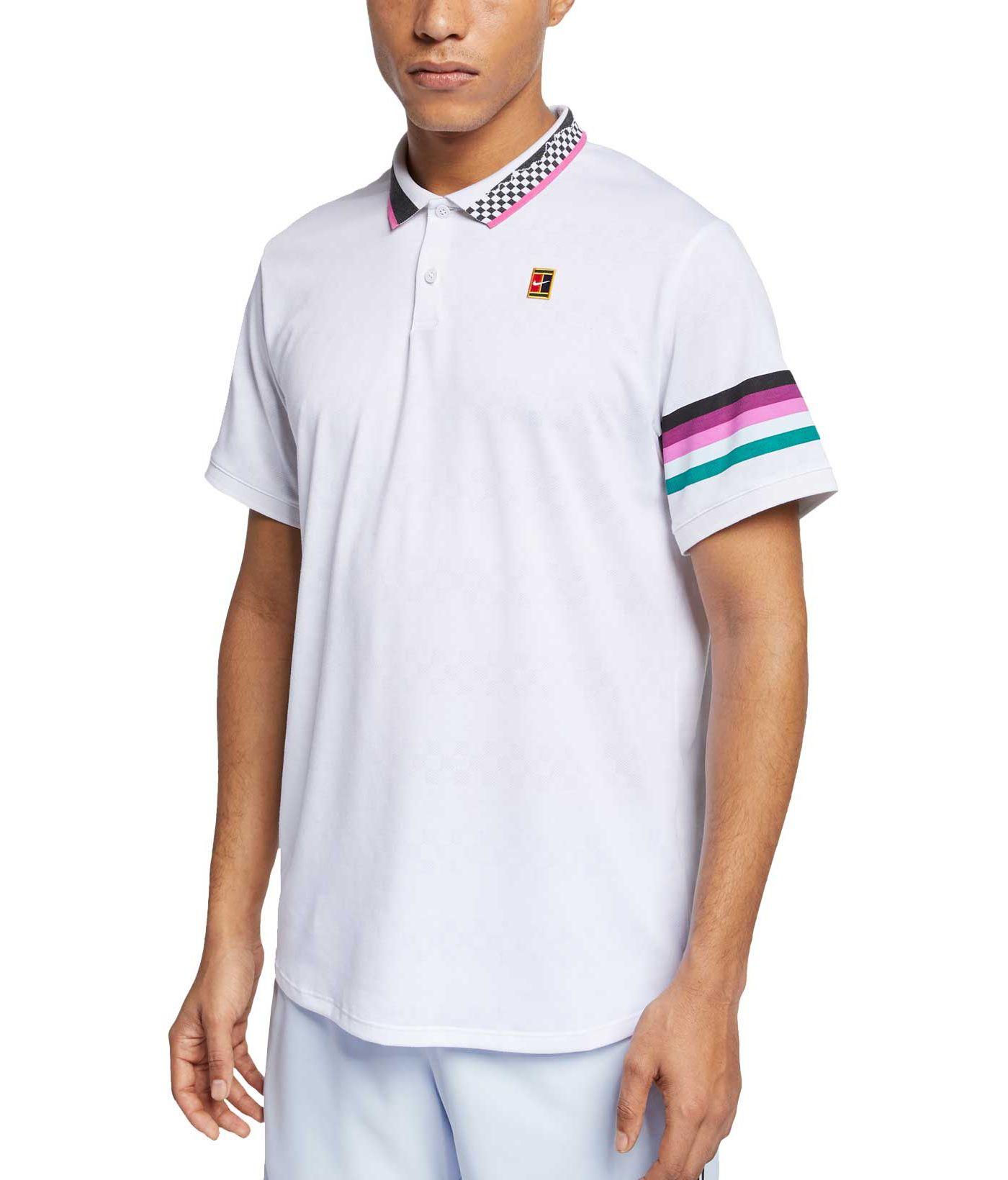 Nike Men's NikeCourt Advantage Dri-FIT Tennis Polo