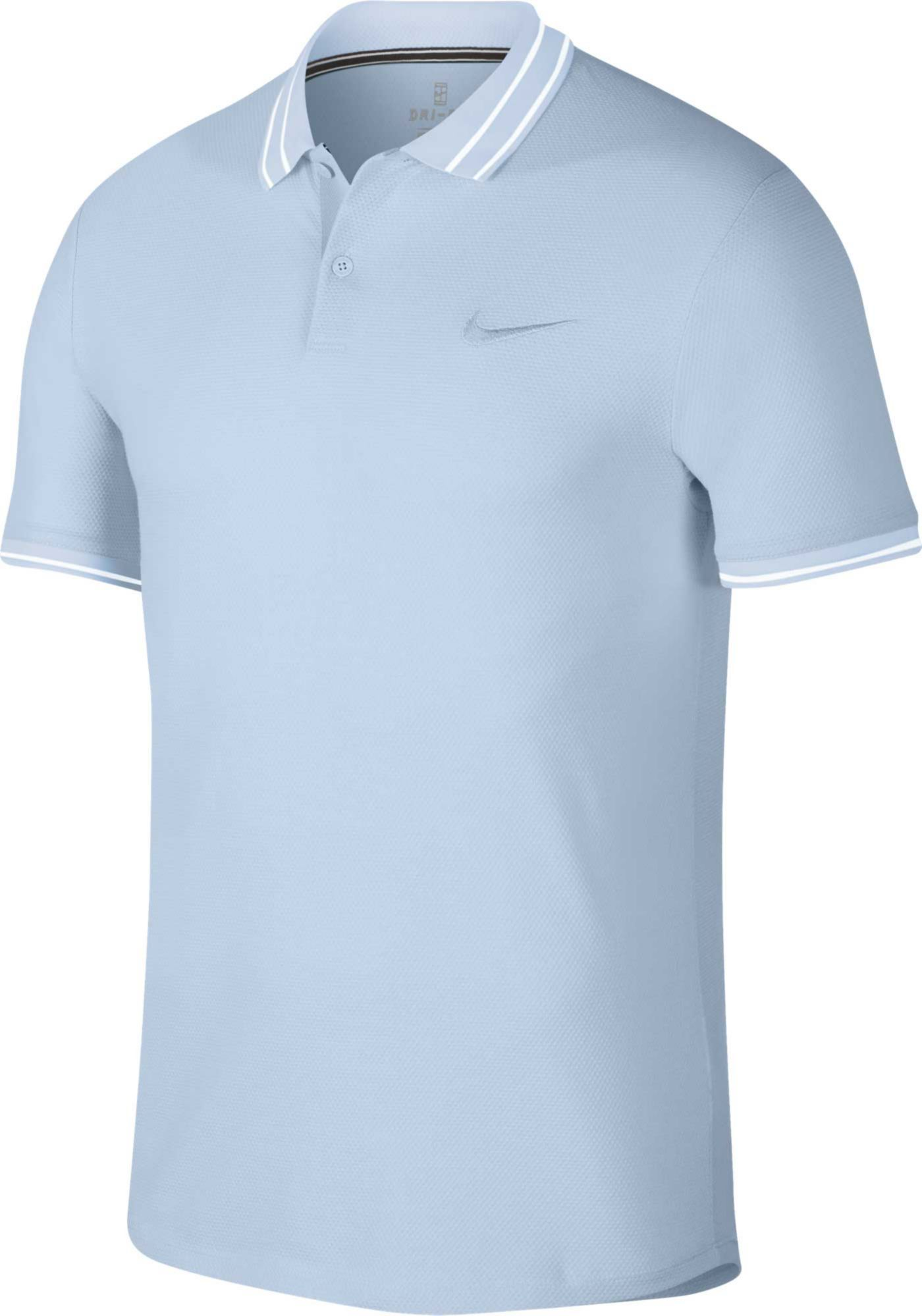 Nike Men's NikeCourt Advantage Dri-FIT Tennis Polo