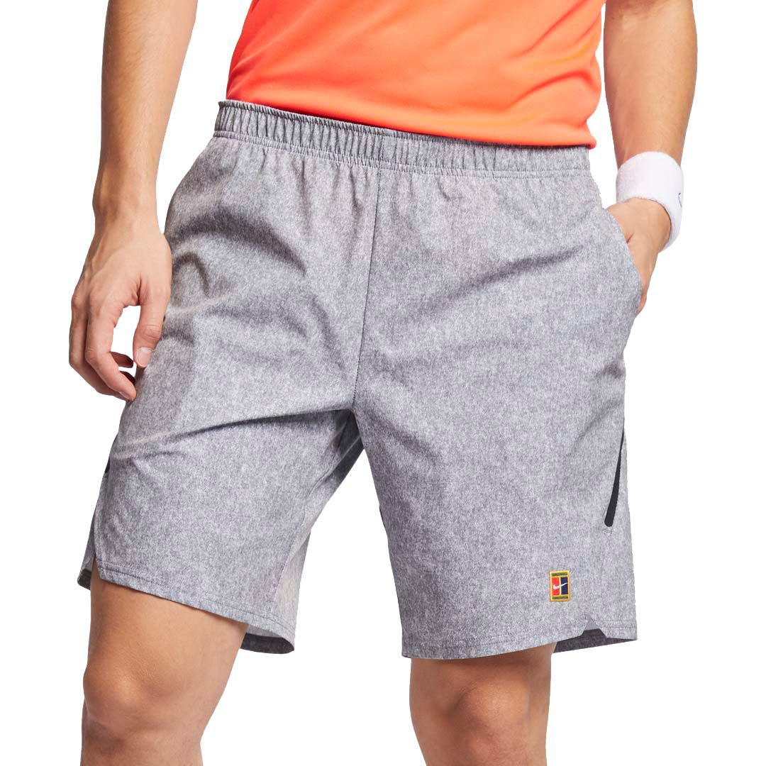 best value new list cheap prices Nike Men's NikeCourt Flex Ace Printed Tennis Shorts