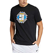 Nike Men's NikeCourt Graphic Tennis Shirt
