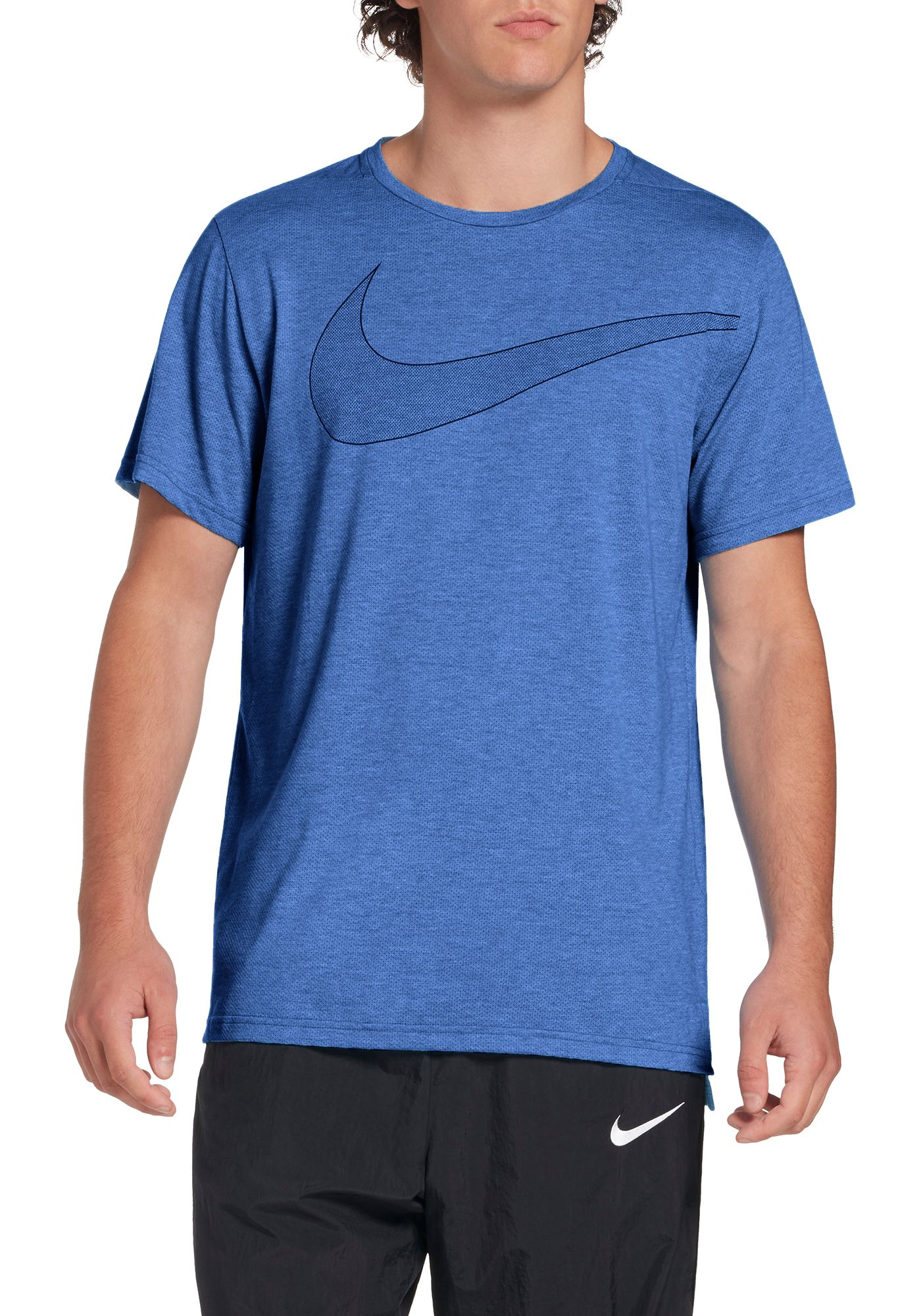 Nike Men's Dri-FIT Breathe Short Sleeve Training Top