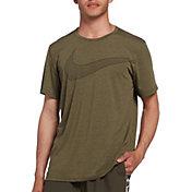 Nike Men's Dri-FIT Breathe Short Sleeve Training Top