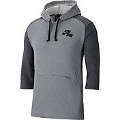 Nike Men's 3/4 Sleeve Pullover Baseball Hoodie