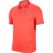 Nike Men's Court Breathe Advantage Tennis Polo