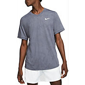 Nike Men's NikeCourt Camo Short Sleeve T-Shirt