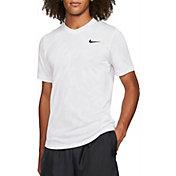 Nike Men's NikeCourt Camo Short Sleeve T-Shirt