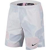 Nike Men's Court Flex Ace Printed Tennis Shorts