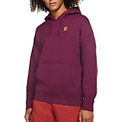 Nike Men's NikeCourt Fleece Tennis Hoodie