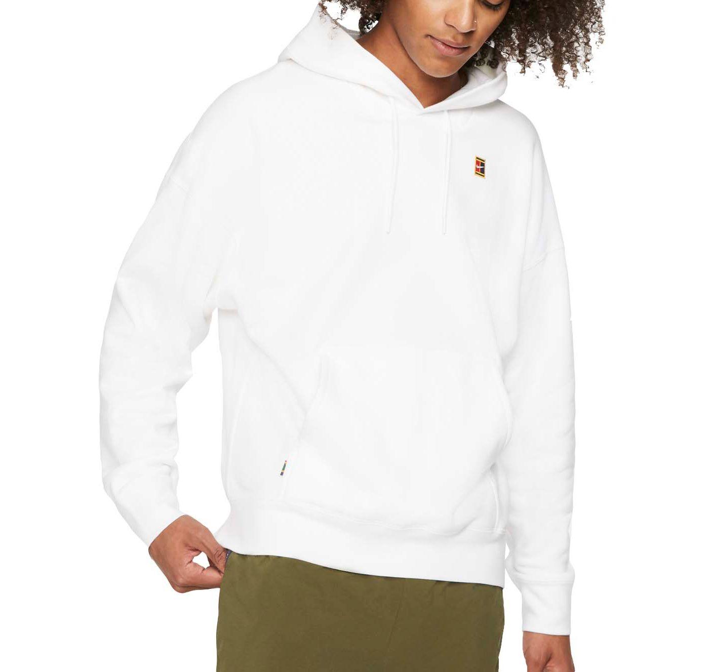 Nike Men's NikeCourt Fleece Tennis Hoodie