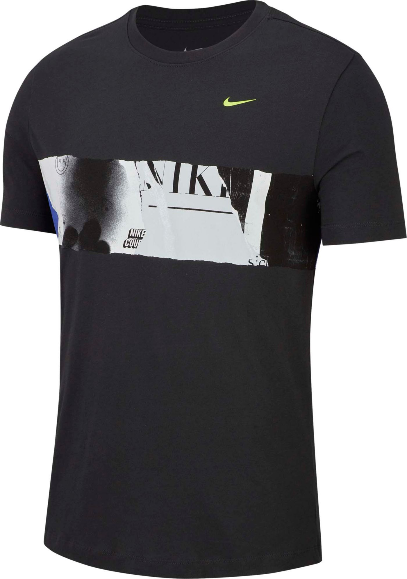 Nike Men's NikeCourt Graphic Tennis T-Shirt