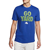 "Nike Men's ""GO YARD"" Dri-FIT Cotton Baseball T-Shirt"