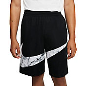 Nike Men's Dri-FIT HBR Marble Basketball Shorts