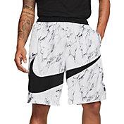 Nike Men's Dri-FIT HBR Marble Basketball Shorts