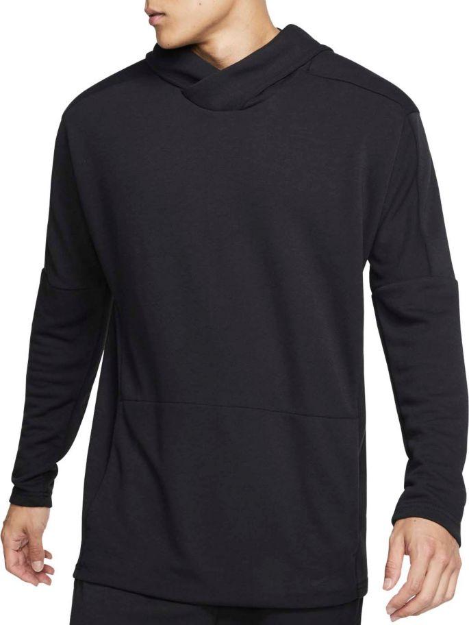 Nike Men's Yoga Dri FIT Pullover Hoodie
