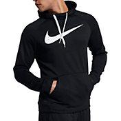 Nike Men's Dry Fleece Swoosh Pullover Hoodie