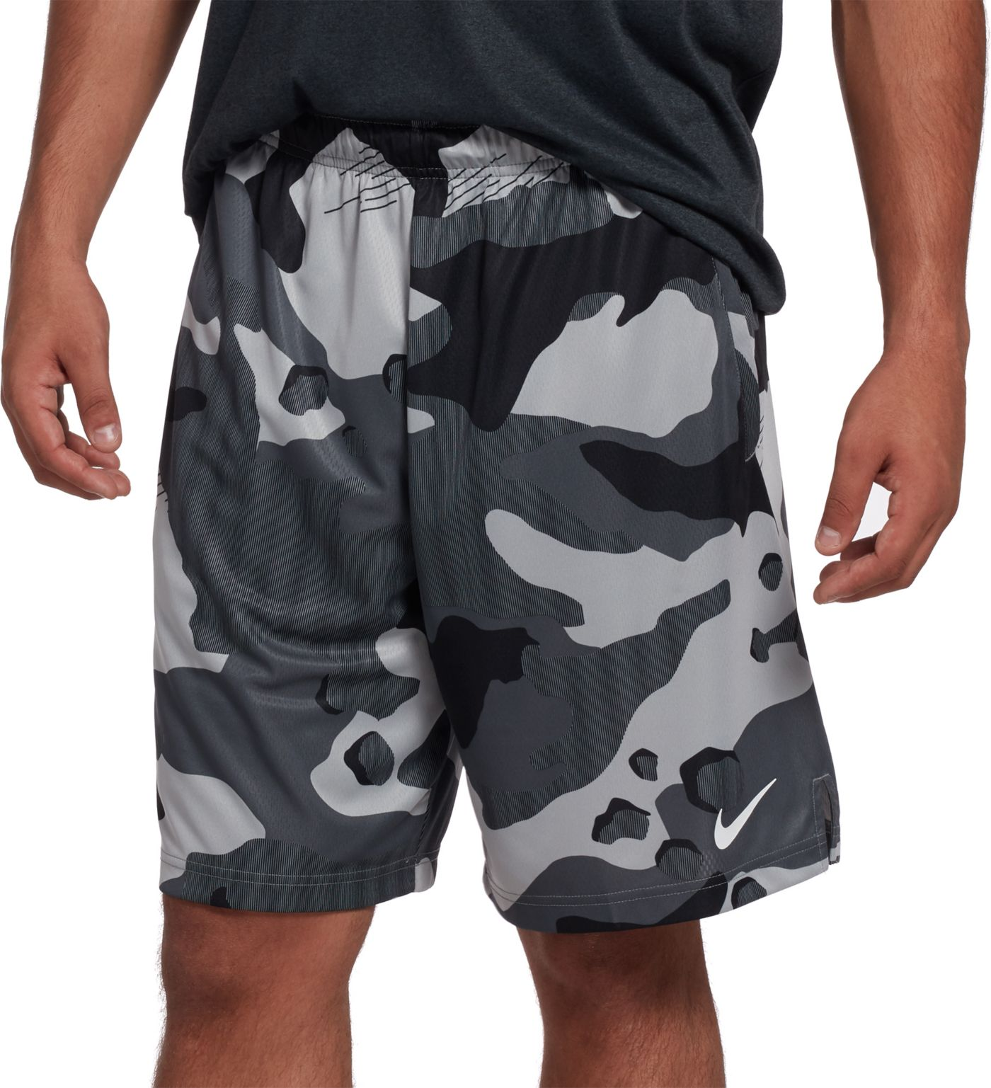 Nike Men's Dri-FIT Camo Training Shorts