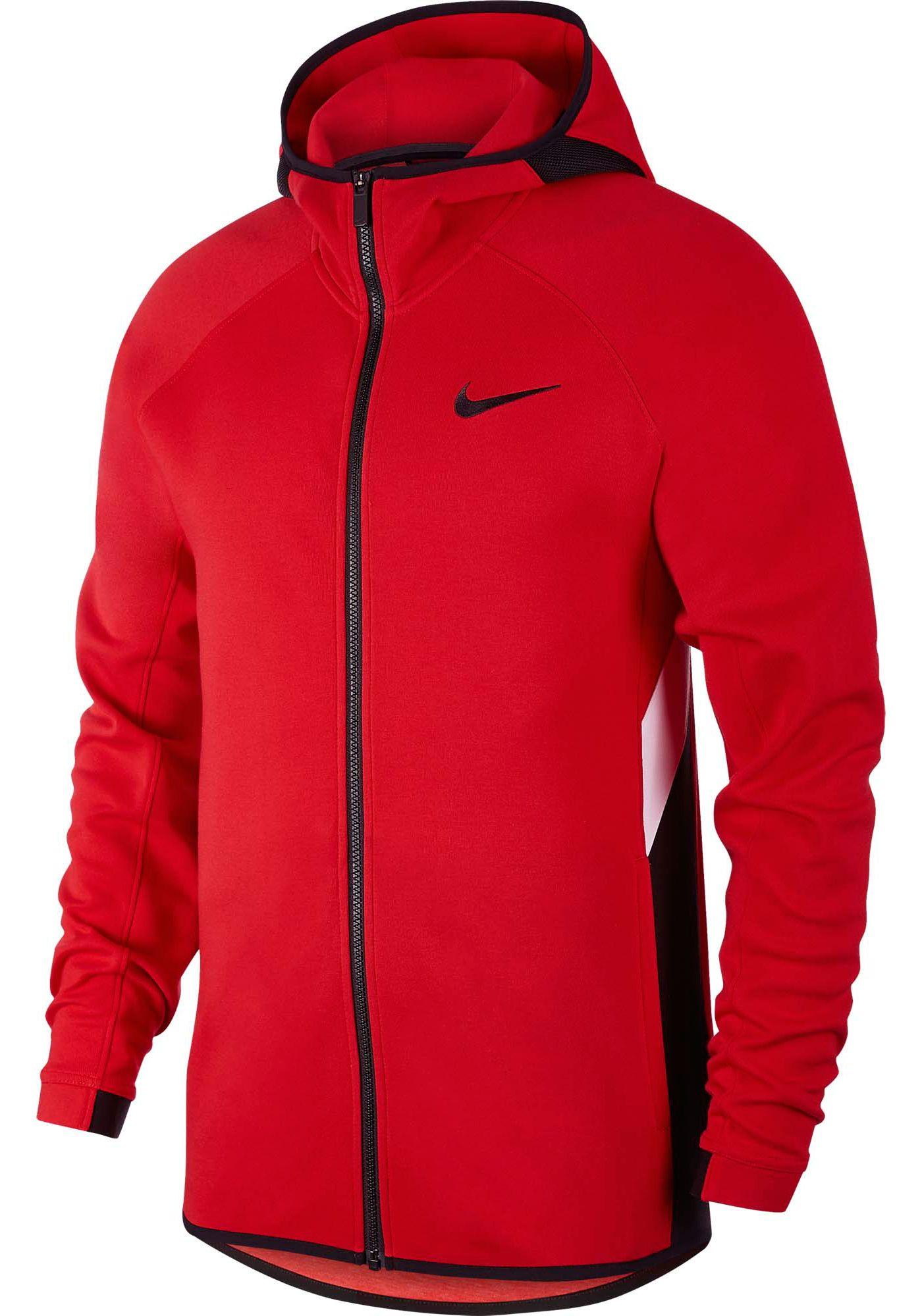 Nike Men's Dri-FIT Showtime Basketball Full Zip Hoodie