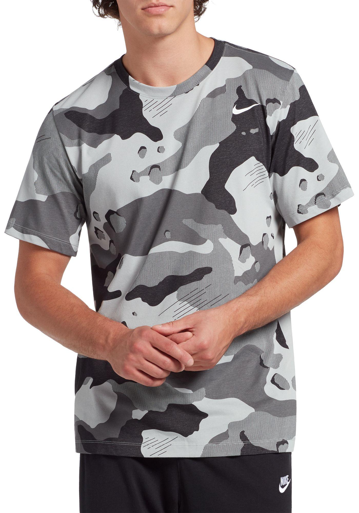Nike Men's Dri-FIT Camo Training T-Shirt