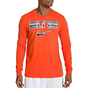 Nike Men's Dri-FIT Elite Basketball Long Sleeve Shirt