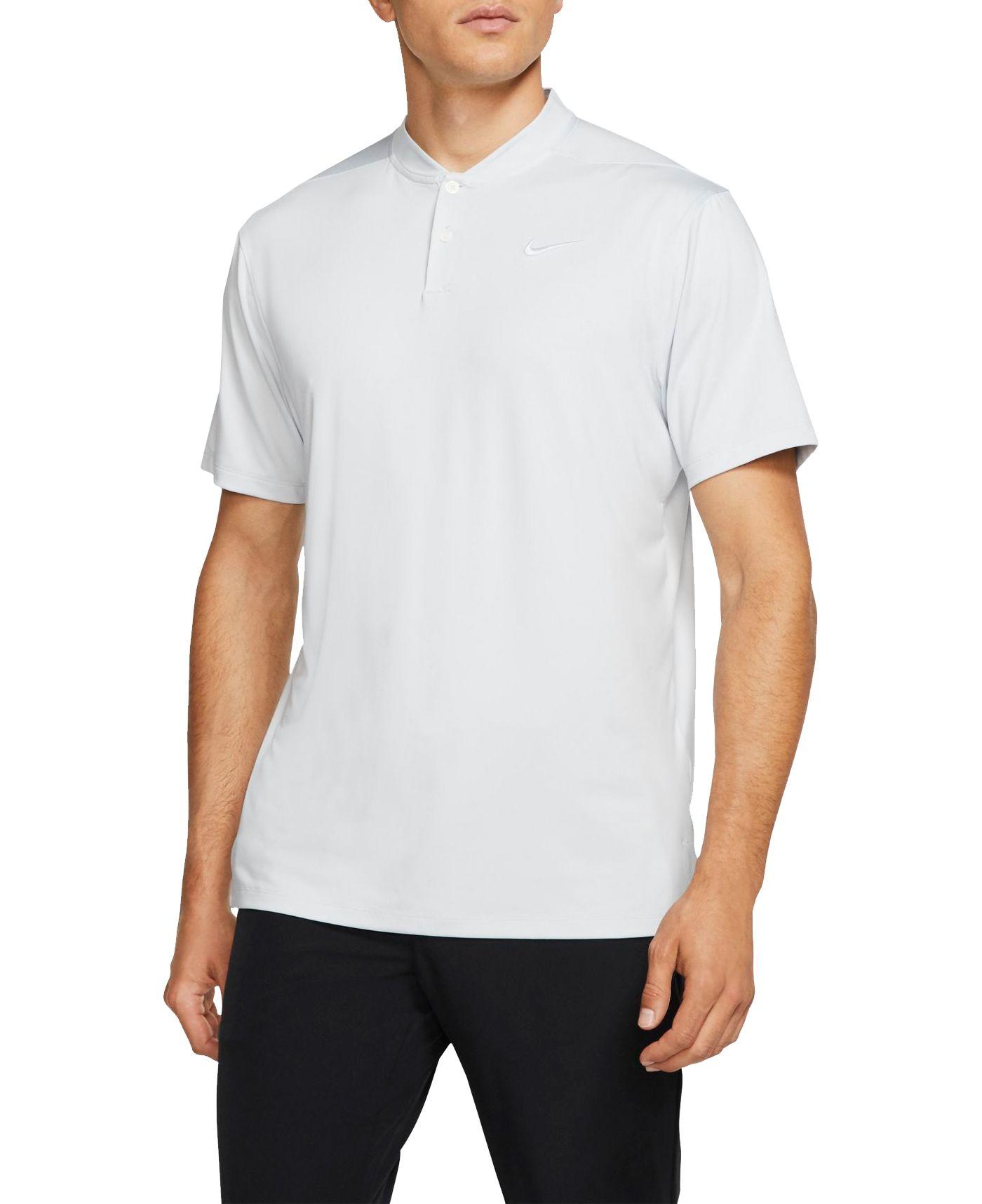 Nike Men's Vapor Blade Collar Golf Polo