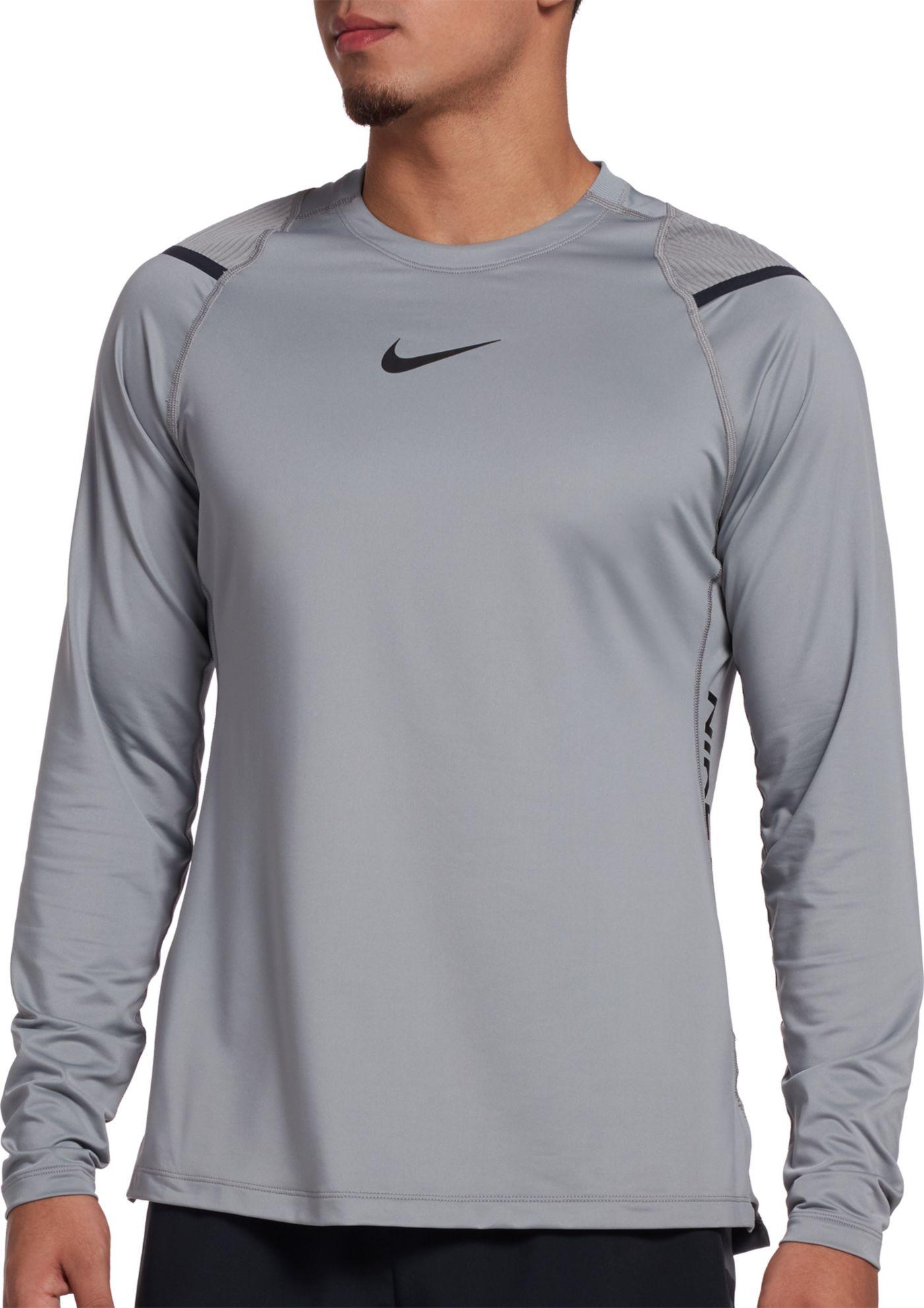 Nike Men's Pro AeroAdapt Long Sleeve Shirt